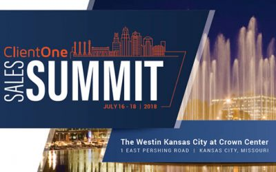 Sponsorship for our 2018 Sales Summit is open.